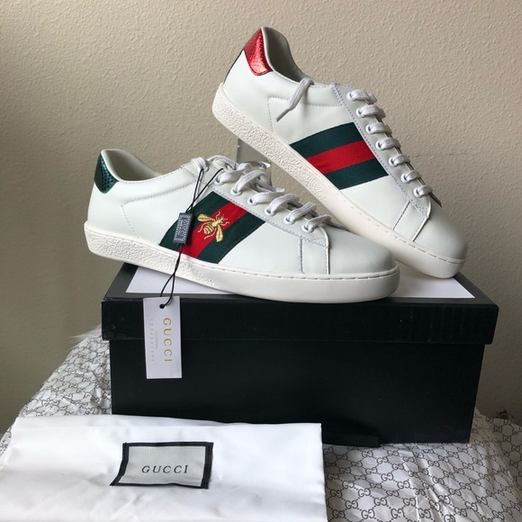 211d20330 Gucci Ace sneakers SIZE 40 women s size